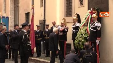 7 - Commemorazione Moro in via Caetani