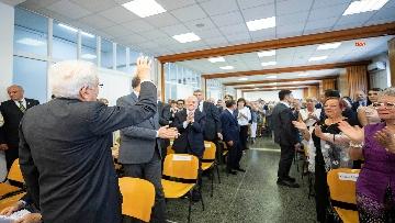 4 - Il presidente Mattarella al Centro Italiano di Solidarietà Don Mario Picchi