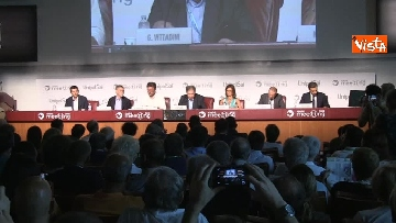 4 - Giorgetti e Delrio al meeting di Rimini
