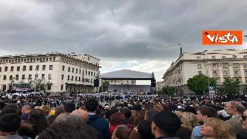 1 - Papa Francesco celebra Santa Messa a Sofia