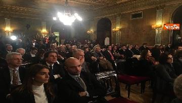 4 - Berlusconi alla presentazione del libro di Vespa