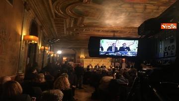 6 - Berlusconi alla presentazione del libro di Vespa