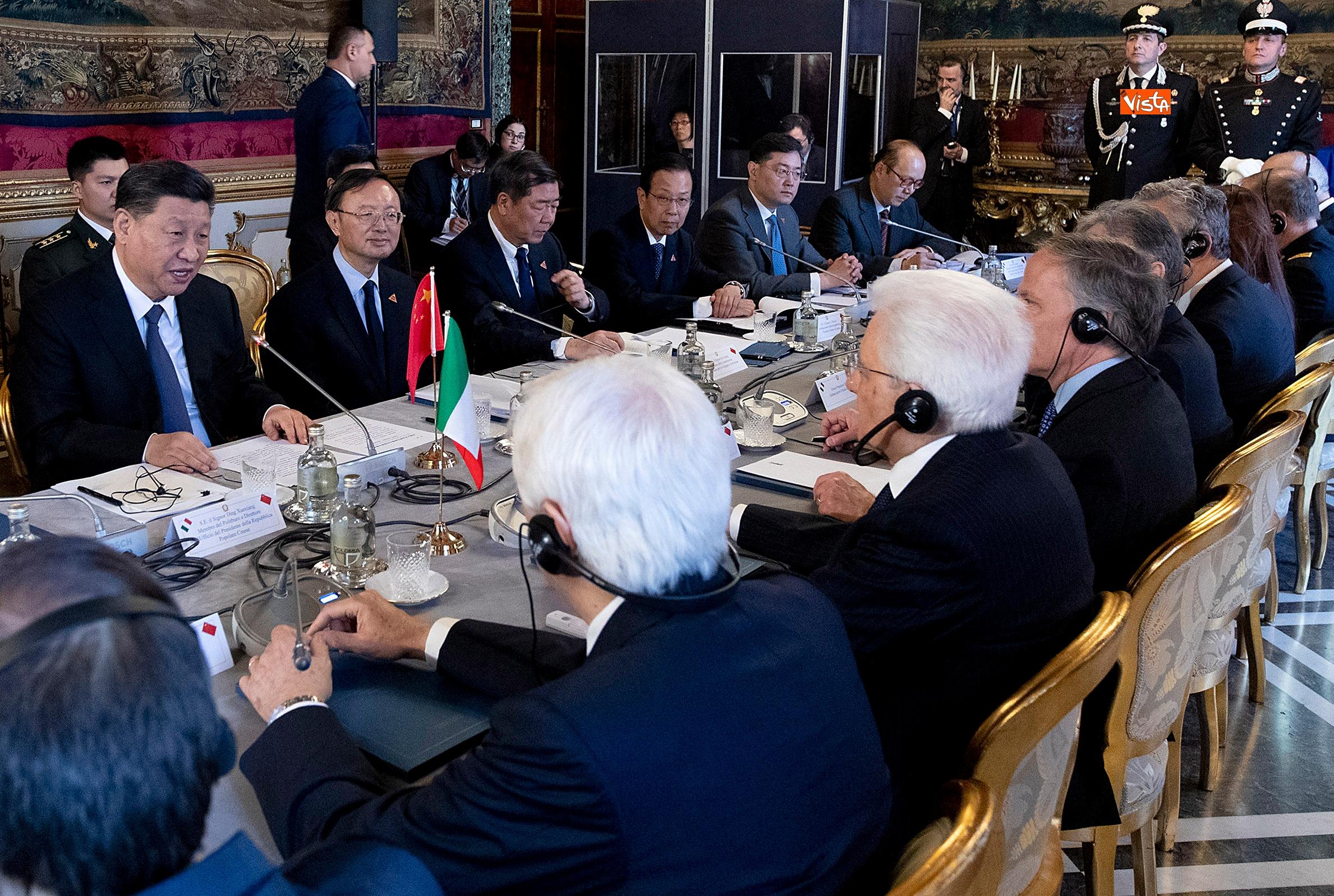 Xi Jinping, Sergio Mattarella_07