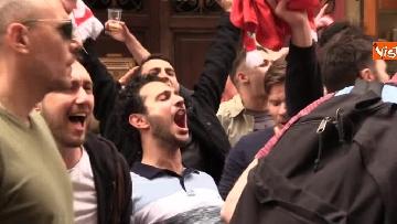 1 - Roma Liverpoool la semifinale di ritorno