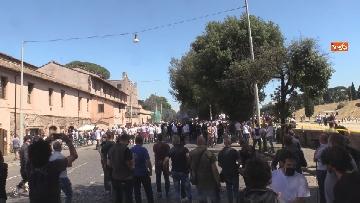 6 - Manifestazione Ultras al Circo Massimo a Roma
