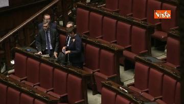 7 - L'elezione dell'ufficio di presidenza alla Camera dei Deputati
