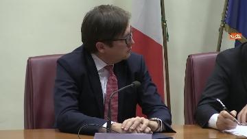 8 - Sanità, Conte e Speranza presentano i primi 100 giorni di attività del governo
