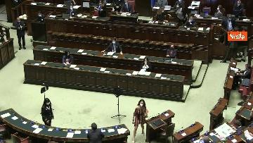 3 - Conte alla Camera dei Deputati per le comunicazioni in vista del Consiglio UE