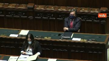 5 - Conte alla Camera dei Deputati per le comunicazioni in vista del Consiglio UE