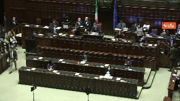 2 - Conte alla Camera dei Deputati per le comunicazioni in vista del Consiglio UE