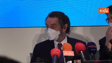 4 - Presentata la nuova giunta di Regione Lombardia in conferenza stampa. Le immagini