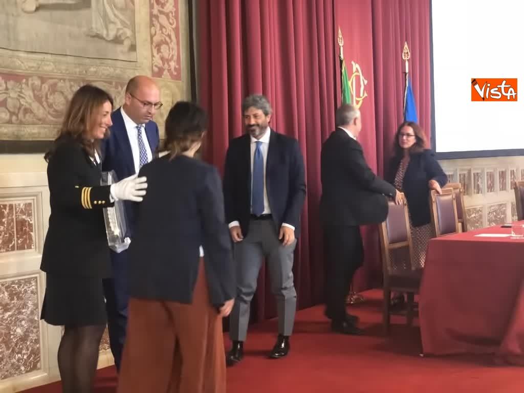 16-07-19 Cerimonia del Ventaglio a Montecitorio Fico incontra la stampa parlamentare immagini_07