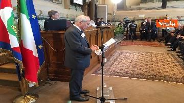 2 - Mattarella a riunione annuale Cnel europei a Roma immagini