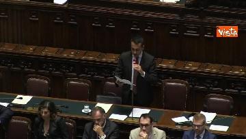 3 - Dl dignità, inizia la discussione generale alla Camera con il ministro Di Maio