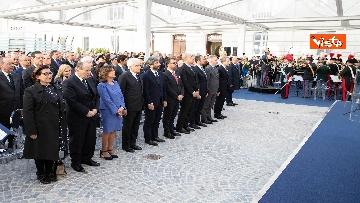 6 - Mattarella e Conte all'inaugurazione della sede unitaria dell'Intelligence