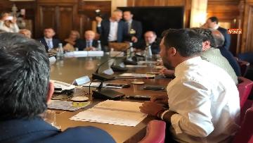 6 - Manovra, Salvini al tavolo con le parti sociali al Viminale