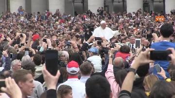 5 - Le celebrazioni della Pasqua in Piazza San Pietro con Papa Francesco