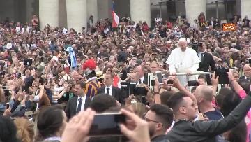 6 - Le celebrazioni della Pasqua in Piazza San Pietro con Papa Francesco