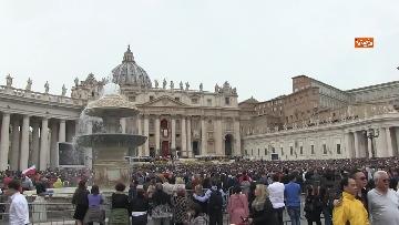 9 - Le celebrazioni della Pasqua in Piazza San Pietro con Papa Francesco