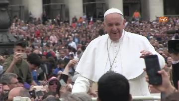 7 - Le celebrazioni della Pasqua in Piazza San Pietro con Papa Francesco