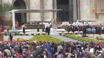 2 - Le celebrazioni della Pasqua in Piazza San Pietro con Papa Francesco