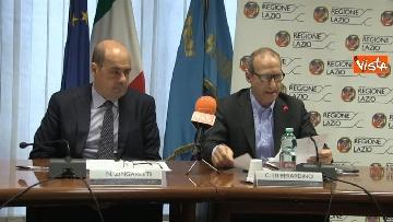 8 - Zingaretti presenta piano regionale per Riders, le immagini