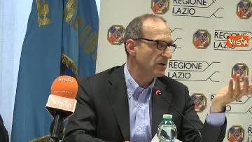3 - Zingaretti presenta piano regionale per Riders, le immagini