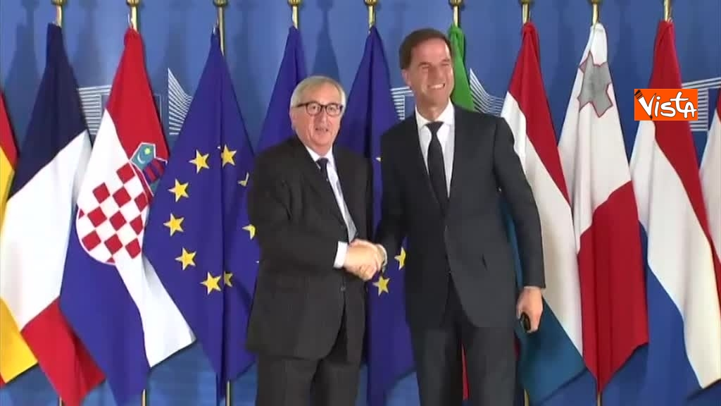 24-06-18 Vertice migranti a Bruxells, tutti gli arrivi da Conte alla Merkel_07