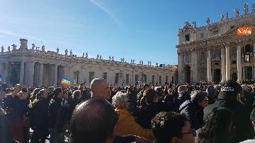 4 - La benedizione di Natale di Papa Francesco