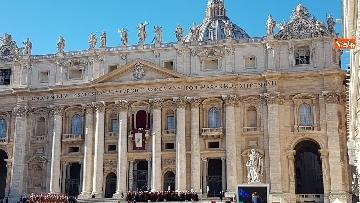 2 - La benedizione di Natale di Papa Francesco