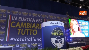 2 - La conferenza programmatica di Fratelli d'Italia a Torino