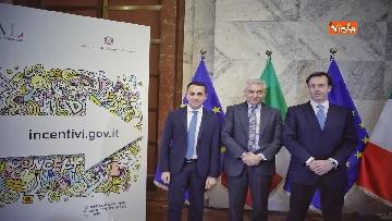 5 - Imprese, Di Maio lancia progetto Incentivi.gov.it