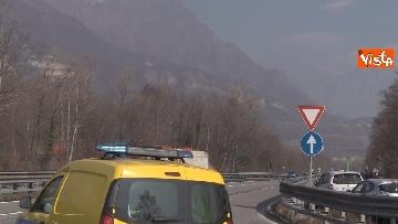 6 - Il ministro Toninelli visita il cantiere del viadotto di Annone Brianza