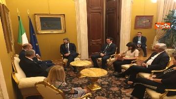 1 - Fico incontra la Stampa parlamentare