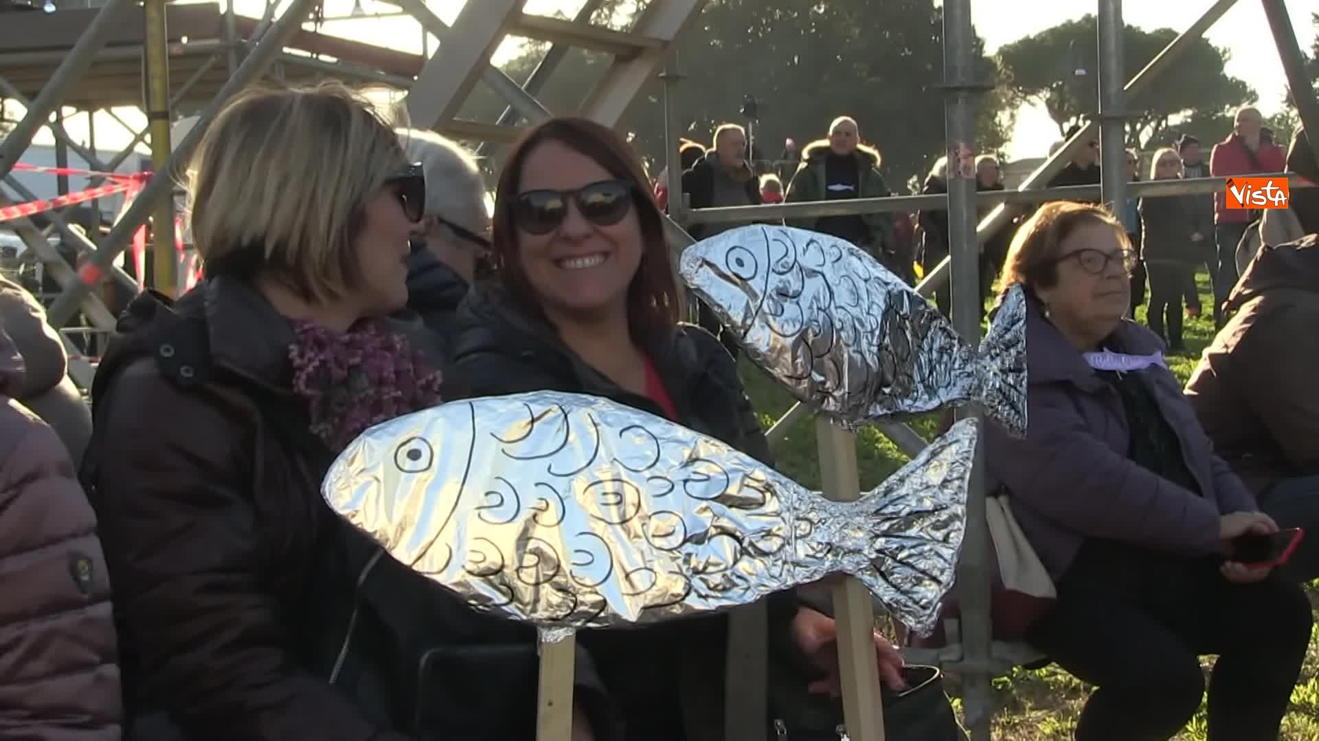 14-12-19 Le sardine riempiono piazza San Giovanni_11