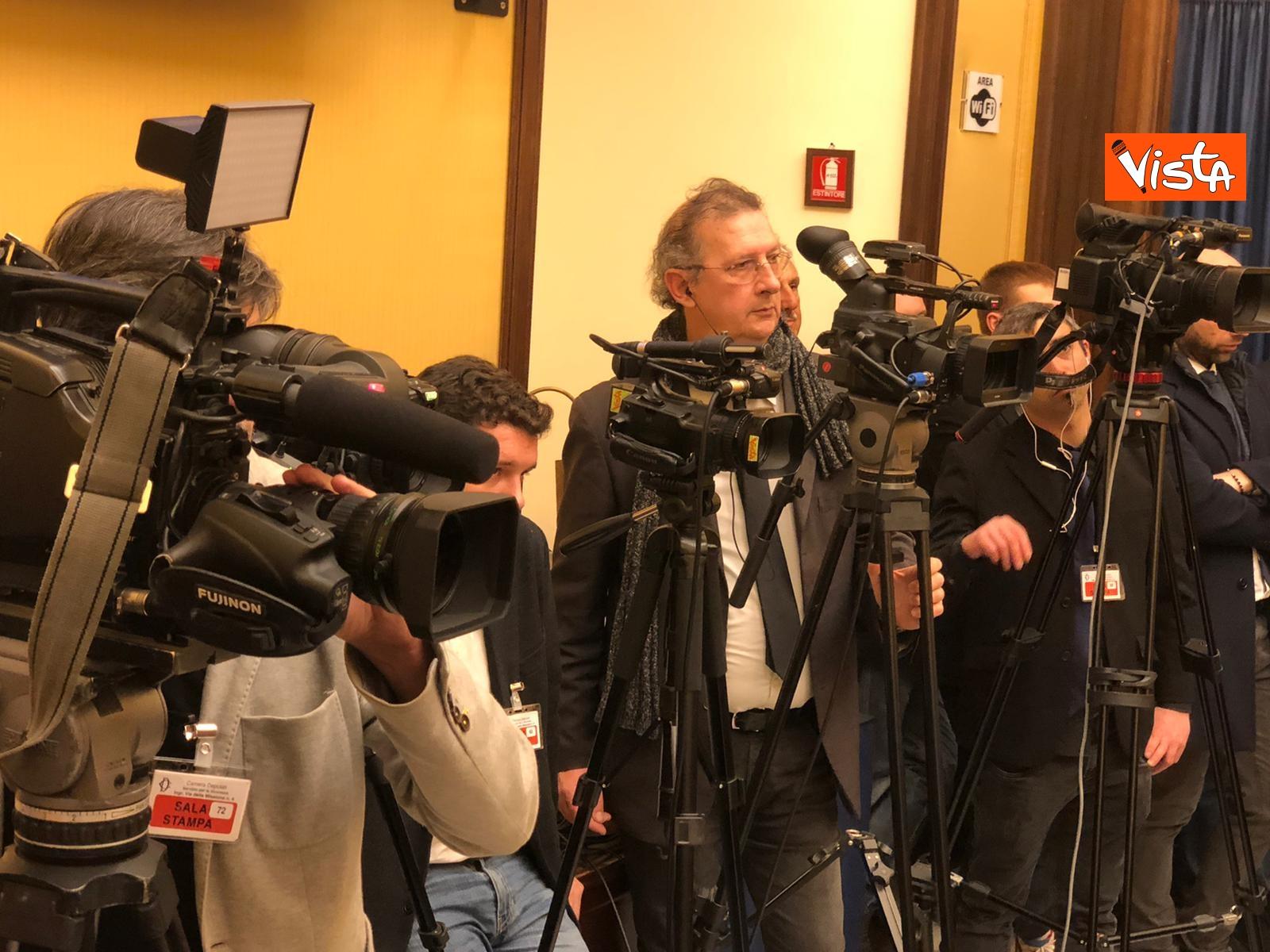 La conferenza di Salvini alla Camera dei Deputati_05