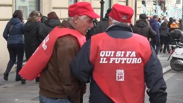 6 - Cgil, Cisl e Uil scendono in piazza a Roma