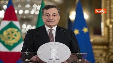 2 - Draghi legge la lista di Ministri