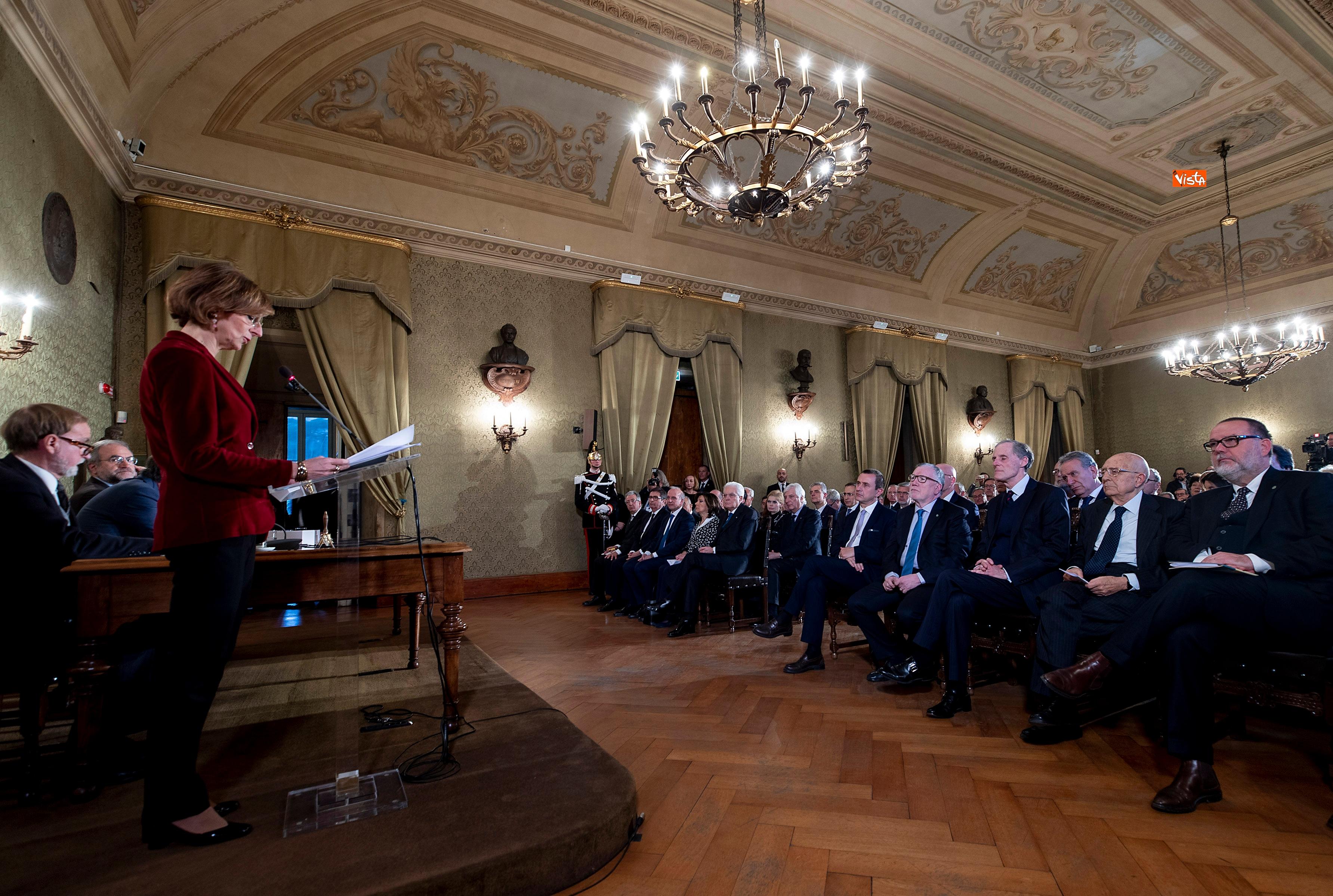 Il Presidente Mattarella all'Accademia dei Lincei_02