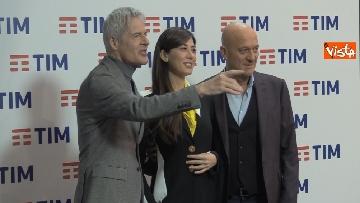 2 - Sanremo 2019, i conduttori del Festival in conferenza stampa dopo la seconda serata