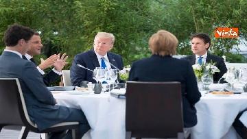 5 - Conte al G7 di Biarritz