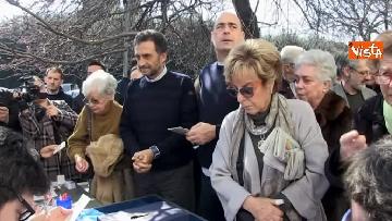 4 - Primarie Pd, il voto di Zingaretti