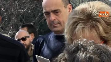 3 - Primarie Pd, il voto di Zingaretti