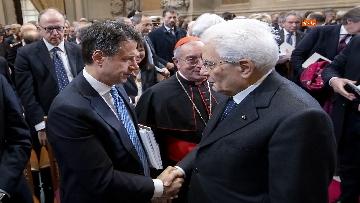 11 - Mattarella partecipa ad Assemblea Generale pubblica e solenne della Corte Suprema di Cassazione