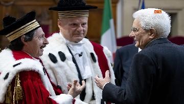 5 - Mattarella partecipa ad Assemblea Generale pubblica e solenne della Corte Suprema di Cassazione