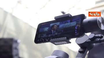 2 - Salvini e Bongiorno la conferenza stampa dopo l'udienza preliminare, le foto