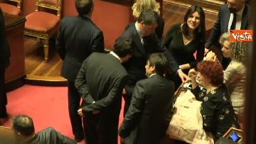 16 - Casellati eletta presidente del Senato