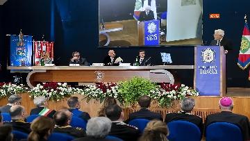 14 - Mattarella all'inaugurazione dell'anno accademico 2018/2019 dell'Università degli Studi della Tuscia