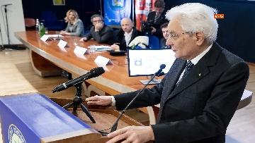 11 - Mattarella all'inaugurazione dell'anno accademico 2018/2019 dell'Università degli Studi della Tuscia