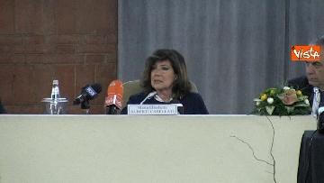 3 - Casellati al convegno Csm contro la violenza di genere